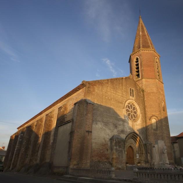 Église Saint-Louis, Rabastens-de-Bigorre, monument historique