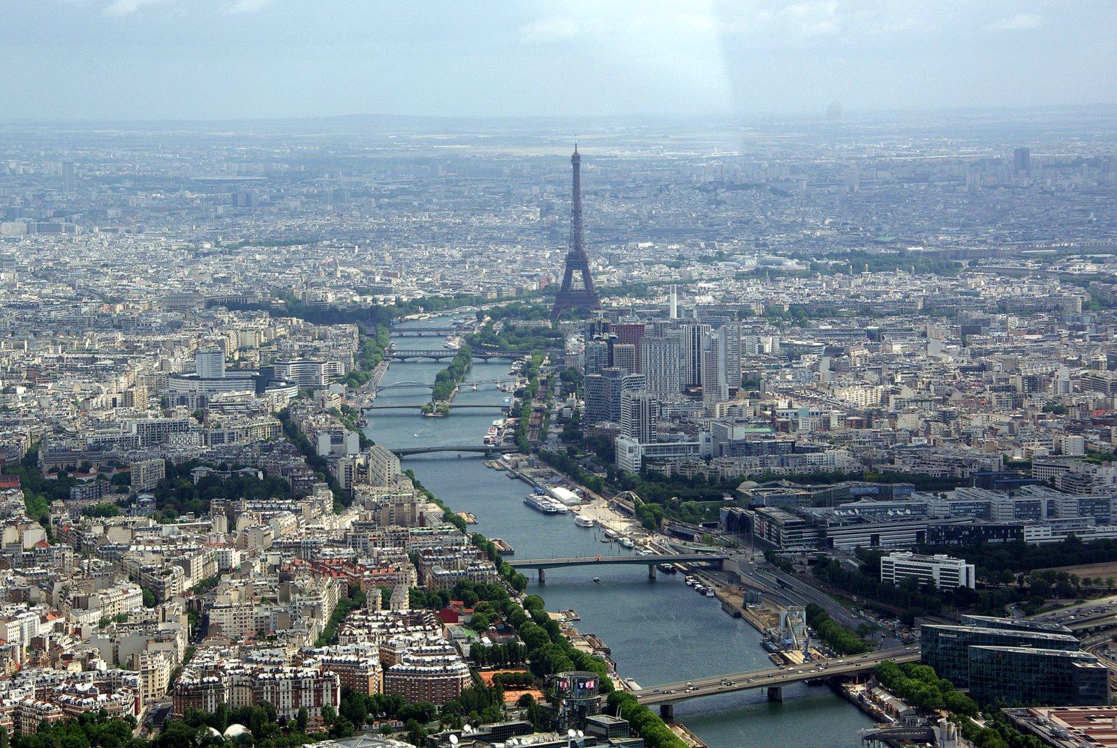 Réforme du statut de Paris… mais pas que !