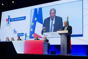 Pélissard, congrès des maires 2012