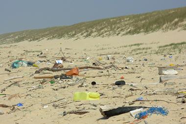 Déchets du littoral : une facture salée pour les collectivités !