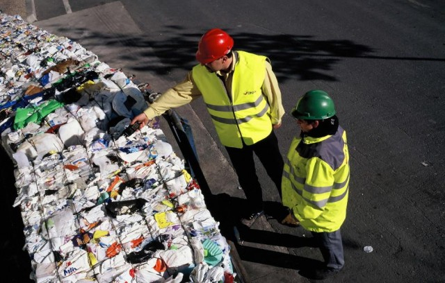 plastiques comprimés - recyclage-veolia.fr