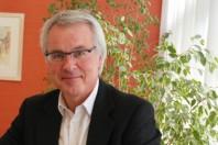 Rudy Elegest, vice-président de la région Nord-Pas-de-Calais chargé des finances