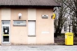 La Poste de Golbey dans les Vosges