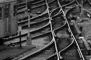 rails se rejoignant