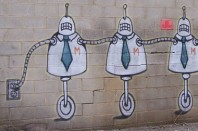graffiti robot