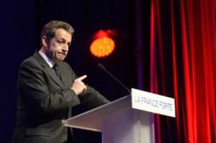 """""""On ne pourra pas faire l'économie de ce pacte de stabilité individualisé collectivité par collectivité"""", a déclaré Nicolas Sarkozy."""