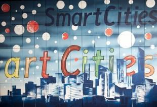 street art smart city