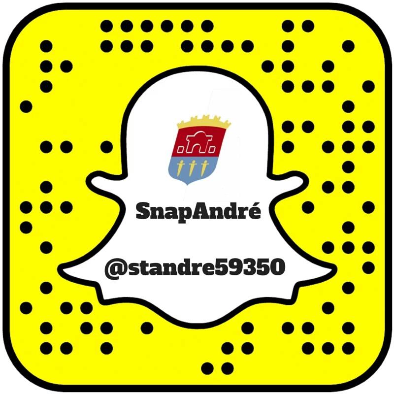 Saint-André sur Snapchat