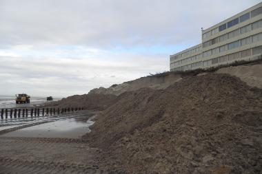 Le Signal, immeuble symbole des dégâts de l'érosion littorale