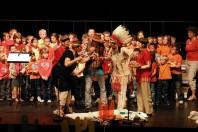 11e édition de la Semaine des arts et des cultures à l'école de la circonscription de Saverne (67), en 2012.