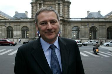 Sylvain Huet, président du syndicat des juridictions financières