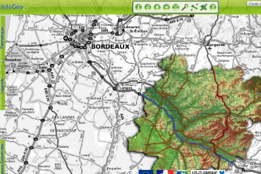 Les infrastructures de données géographiques