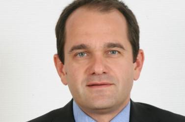 Arnaud Bonnin, vice-président de l'AITF