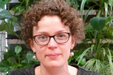 Caroline Gutleben, directrice de Plante & Cité.