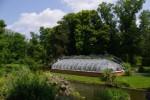 Le jardin des plantes de Nantes.