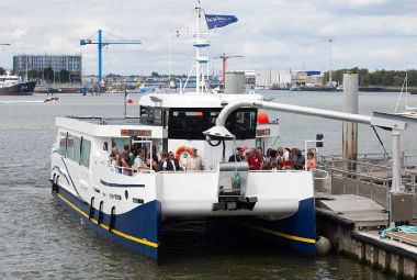 Le Ar Vag Tredan de Lorient navigue « zéro émission »