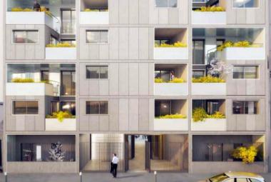 construire un immeuble sans parking c est d sormais possible print. Black Bedroom Furniture Sets. Home Design Ideas