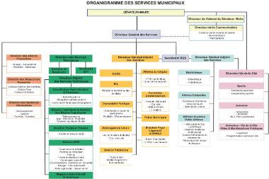 Modele organigramme fpt document online for Organigramme online