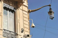 videosurveillance cameras Lyon