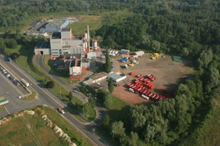 Le site du Siaved, à Douchy-les-Mines (Nord)